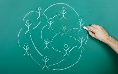 Връстници обучават връстници – обучение на обучители Учене за промяна