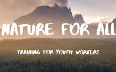 Обучителен курс – NATURE FOR ALL Учене за промяна