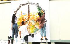 Младежки обмен в Кипър – Building Rainbows: Art as a Mediator of Peace Учене за промяна