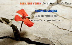 Обучителен курс – RESILIENT YOUTH for a Sustainable Future Учене за промяна