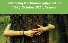 """Обучителен курс """"Trees that are rooted: Embracing the human outer nature"""" в Кипър Учене за промяна"""
