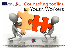 Counseling toolkit for Youth Workers Learning for change