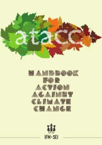 Handbook for action against climate change Learning for change