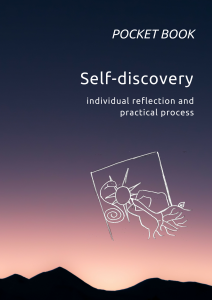 Self-discovery pocket book Learning for change