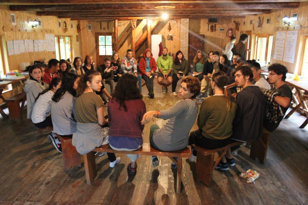 The Fire of Life – Erasmus+ youth exchange Learning for change