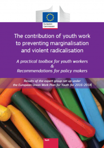 The contribution of youth work to preventing marginalisation and violent radicalisation Learning for change