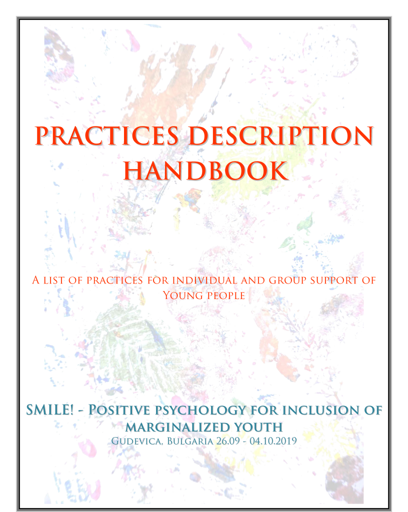 Manual from the project Learning for change